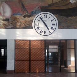 Port Said railway station - Egypt