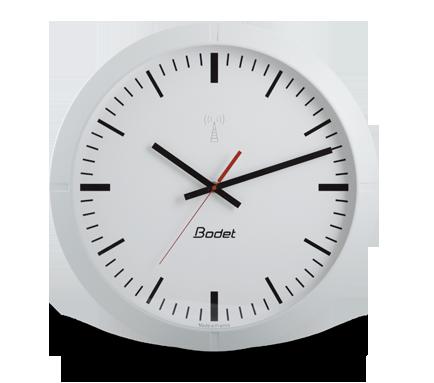 Bodet Time - Europese leider in klok- en alarmsystemen