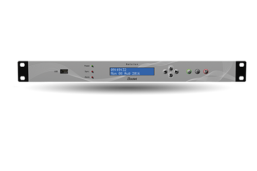 BODET Netsilon Time Server front side