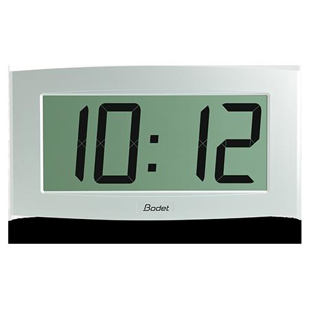Crystalys digital clock