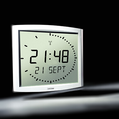 The Cristalys Ellipse clock for a refined style