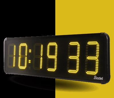 Clock-LED-HMS-25