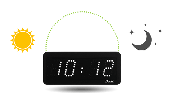 Style 5 LED clocks and their programmable function