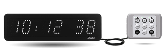 Style 5S clock associated with the Style Keyboard