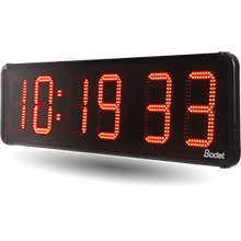 HMS LED 25 digital clock