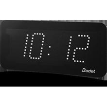 Bodet white style 7 led clock