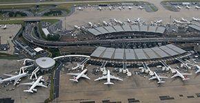 Roissy Airport