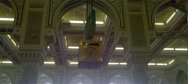 Bodet clock