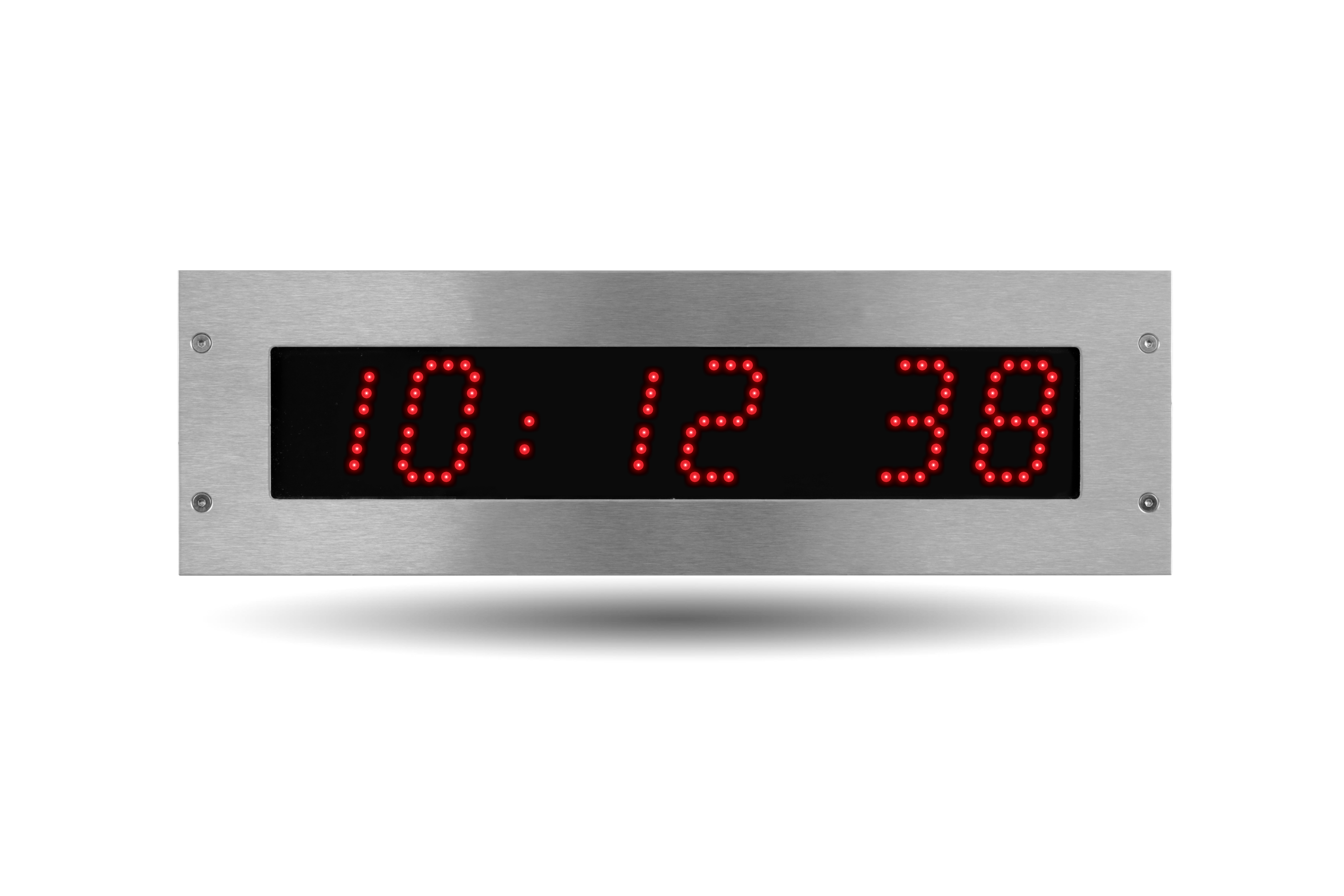 Style 5S Hospital digital clock