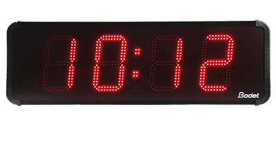 Hours-Minutes-Seconds digital clocks