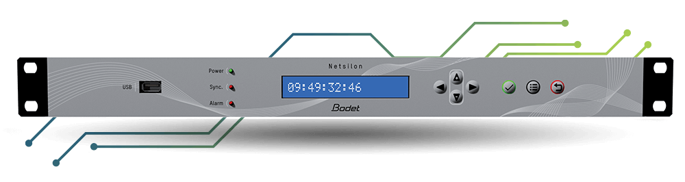 bodet-time-time-server