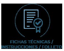 Fichas técnicas / Instrucciones / Folleto