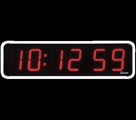 Reloj digital HMS