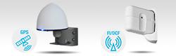 antenas sincronizacion horaria