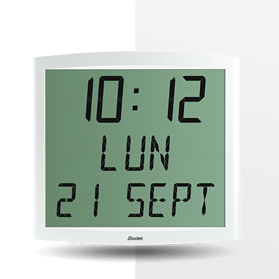 Caja Cristalys Date Blanco