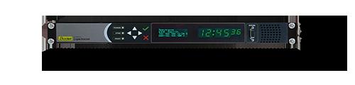 Dimensiones del servidor de tiempo Netsilon 11