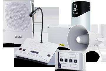 Sistema de audio Harmonys