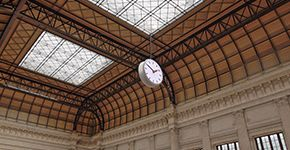 Estación de trenes de Burdeos