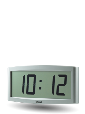 Reloj LCD Cristalys 7
