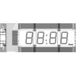 Soporte de pared - relojeria industrial