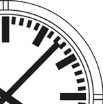 reloj Profil DIN