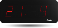 reloj digital style 10 fecha