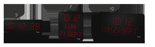 Style clocks