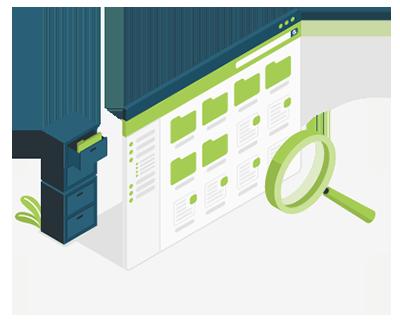El análisis de los archivos diarios e informes log
