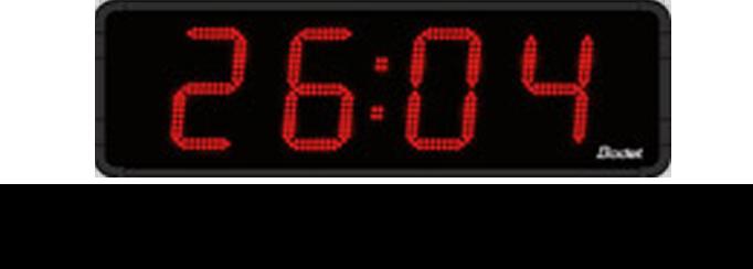 Horloge-multifonction-HMT-HMS-LED