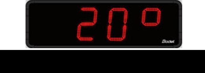 Horloge-HMT-LED-Temperature