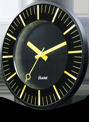 bodet time horloge analogique profil tgv 970 ext rieur. Black Bedroom Furniture Sets. Home Design Ideas