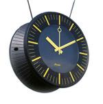 Horloge analogique Profil TGV double face