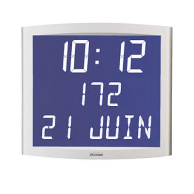 Horloge multifonction opalys date