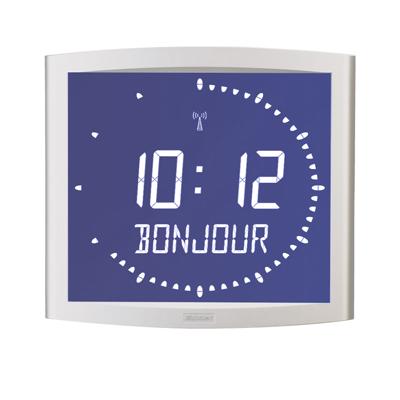 Horloge multifonction opalys ellipse