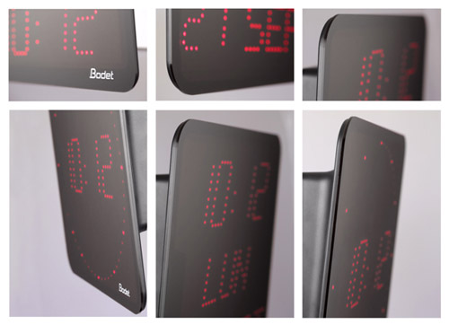 Nouveau design horloges style