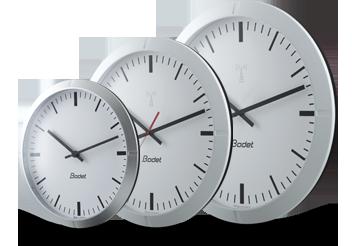 gamme horloge profil aiguille