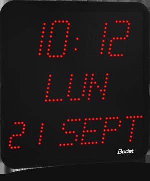 horloge led style 7D