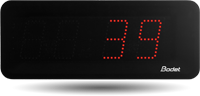 horloge digitale style 10 semaine