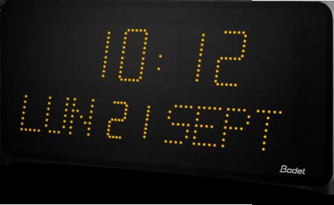 Horloge-LED-Style-10D
