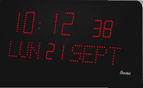 Horloge-LED-Style-10SD