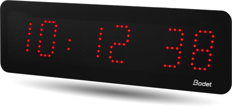 Horloge-LED-Style-5S