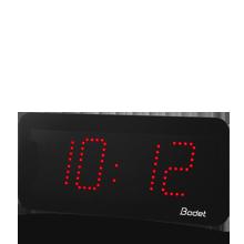 horloge led style 7 rouge bodet min