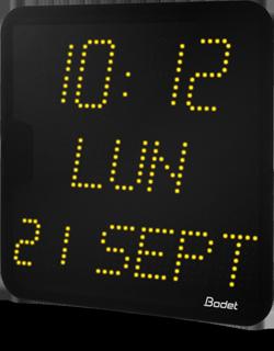 Horloge-LED-Style-7D