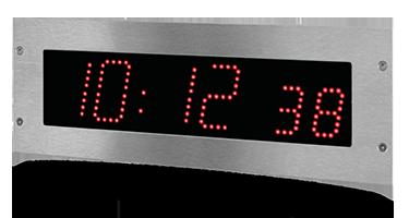 Horloge LED Style 7S Hopital