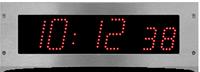 horloge digitale style 7s Hôpital heure