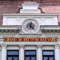 Le Grand hôtel Boulevard