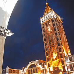 Tour de l'horloge - Batumi