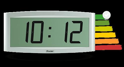 L'horloge Cristalys 7, un modèle respectueux de l'environnement