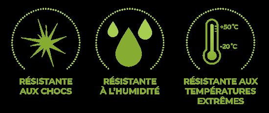 La HMT LED 15, une horloge résistante aux contraintes climatiques