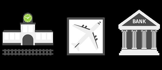 Horloge led Style 10 Date utilisable dans différents seteurs
